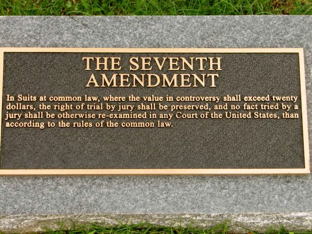 7th+Seventh+Amendment | The 7th Amendment to the United States Constitution | Flickr - Photo ...
