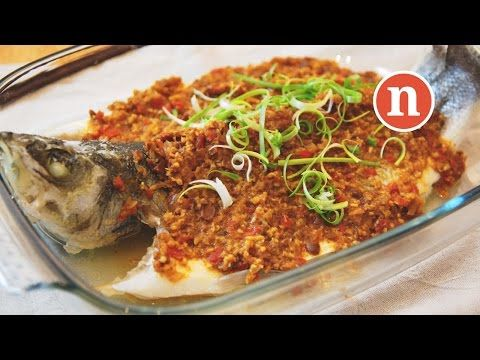 12 best nyonya cooking images on pinterest asian food recipes steamed fish with fermented bean paste easy fast recipesasian food forumfinder Images