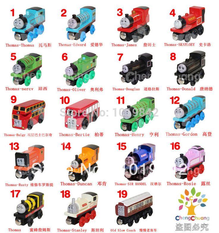 thomas the train engines names 2014 new original thomas