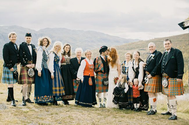 ...Norway Autumn Wedding, because, well, for pete's sake,  it's a NORWEGIAN wedding!...