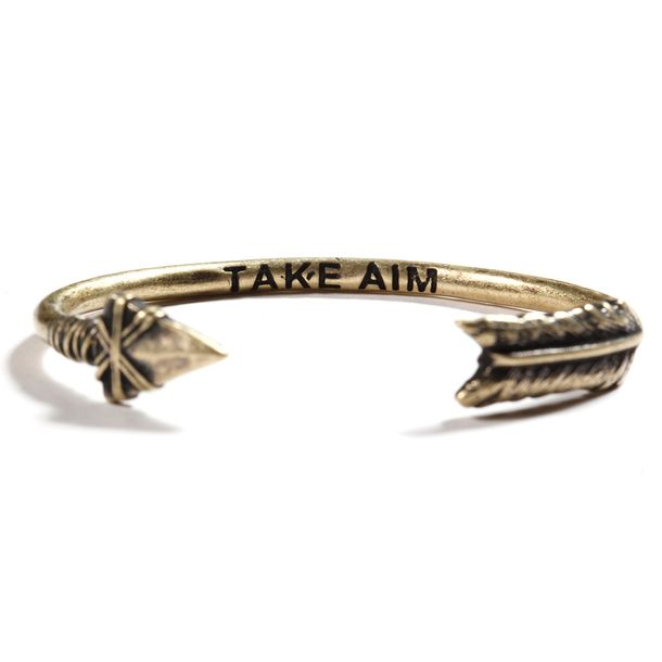 Take Aim Arrow Cuff