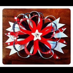 Homemade bows/headbands