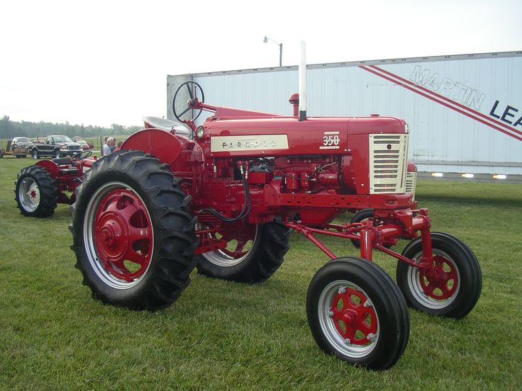 Farmall 350 Diesel Hi-Clear