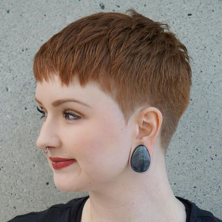 50 Super Cute Looks With Short Hairstyles For Round Faces The