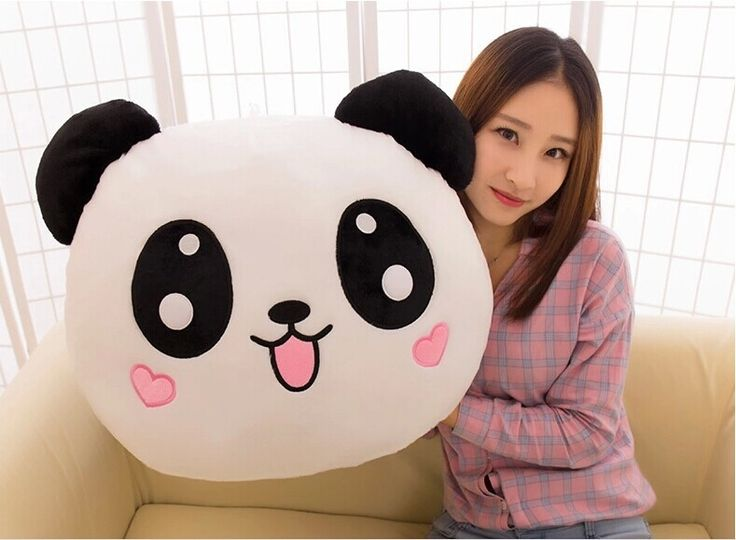 68.37$  Buy here - http://aliaxy.worldwells.pw/go.php?t=32231417968 - huge 100 cm prone Panda plush toy doll hugging pillow christmas gift w0578 68.37$