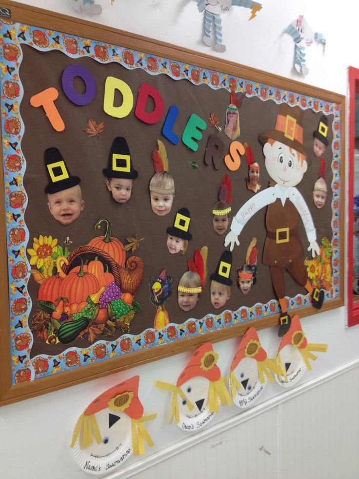 Happy Thanksgiving. Bulletin board finished.
