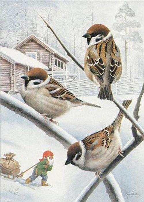 Vintage Christmas - Staffan Ullstrom
