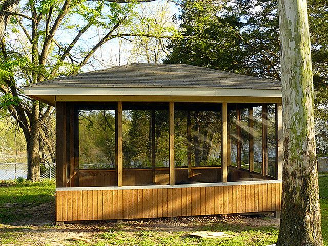 Gravy Build Simple Gazebo Plan with Woods Materials