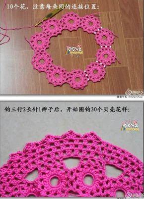 Patron para hacer un vestido a crochet para niña08