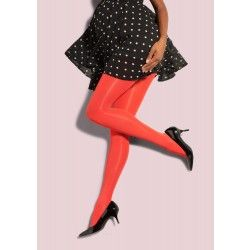 Colored maternity tights