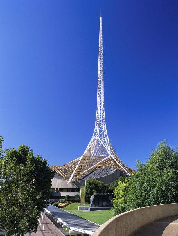 Melbourne Art Centre.  #melbourne #melbourneaccommodation #australia  www.OzeHols.com.au