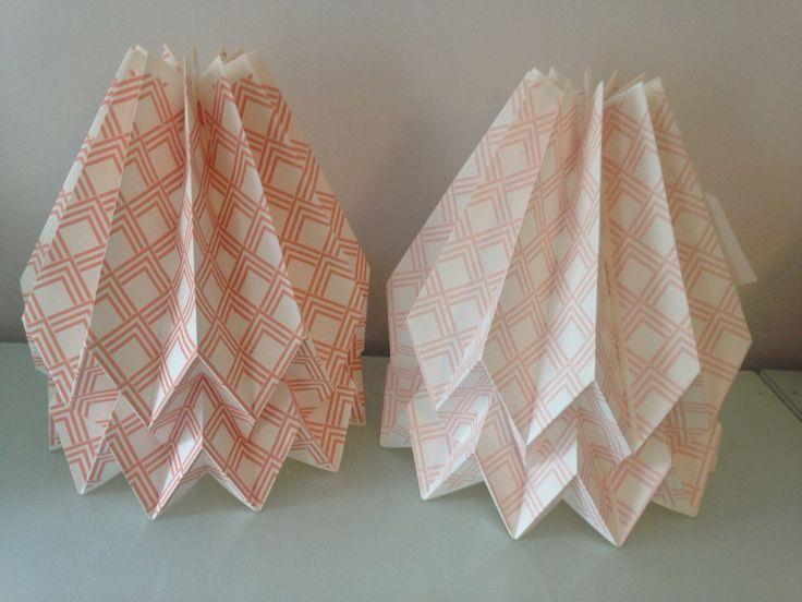 Orikomi lamps at paudegiz@hotmail.com