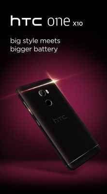 HTC One X10: Ecco le Primissime Immagini Questa mattina è apparsa sul sito HTC la primissima immagine ufficiale del nuovo HTC One X10. L'immagine è quella autentica in quanto rilasciata dalla stessa HTC. Il nuovo HTC One x10 sembrerebbe pu #htc #htconex10