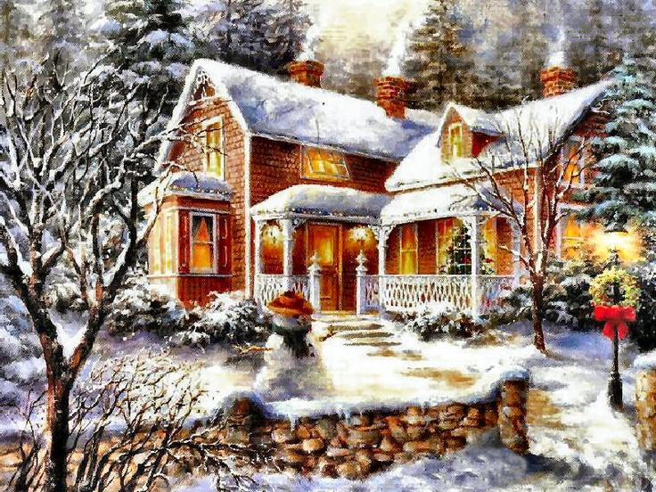 rustic christmas wallpaper craft - photo #34