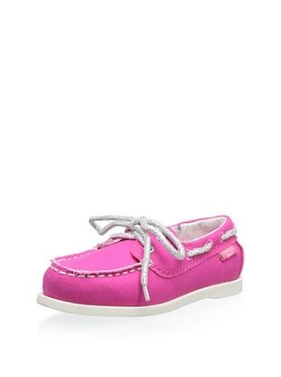 57% OFF OshKosh B'Gosh Alex-4G Boat Shoe (Toddler/Little Kid) (Pink)