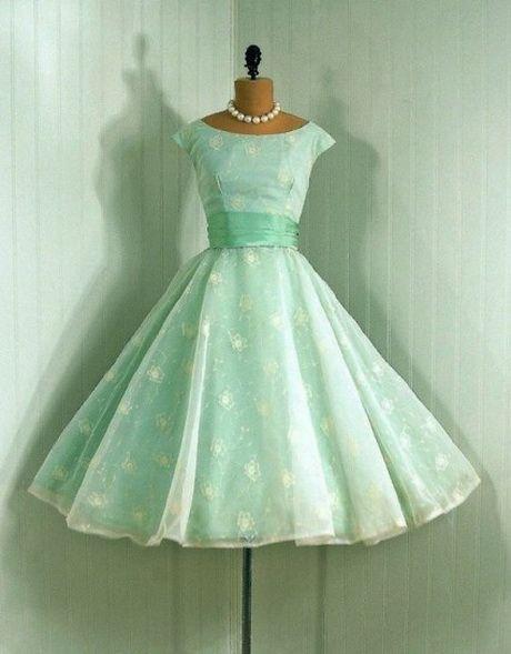Vestiti anni 50