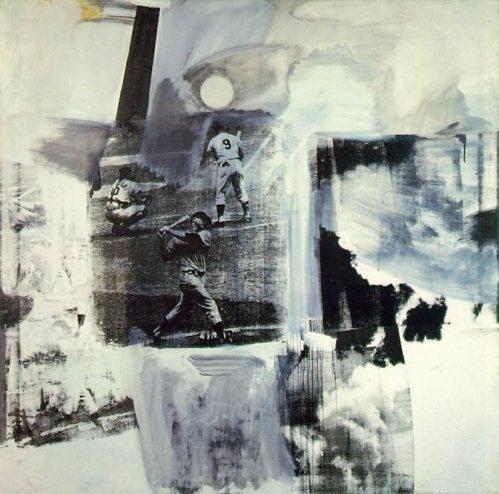 Rauschenberg's Brace, 1962 [Neo-dada, found object]