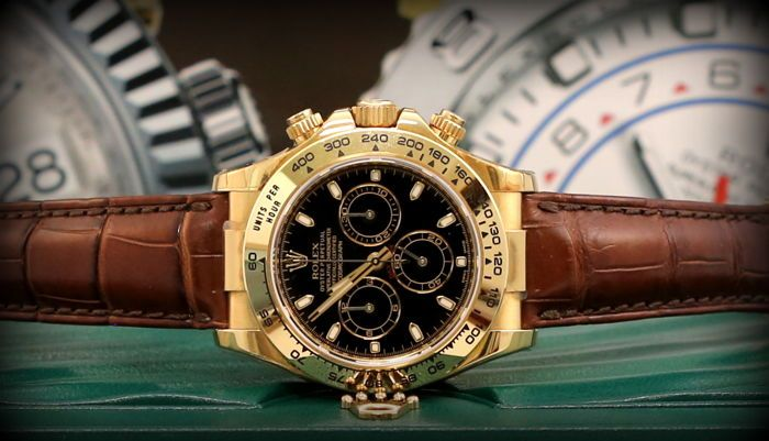 Catawiki online auction house: Rolex - Daytona Ref. 116518 Nos Full Set - Men - 2011-present