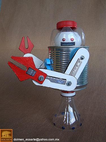 Robot de reciclaje
