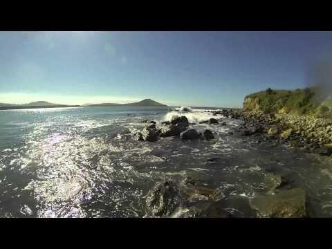 Karitane rocks - YouTube