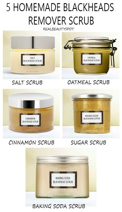 5 best DIY homemade scrubs