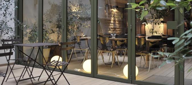 Restaurant Jaja, Paris