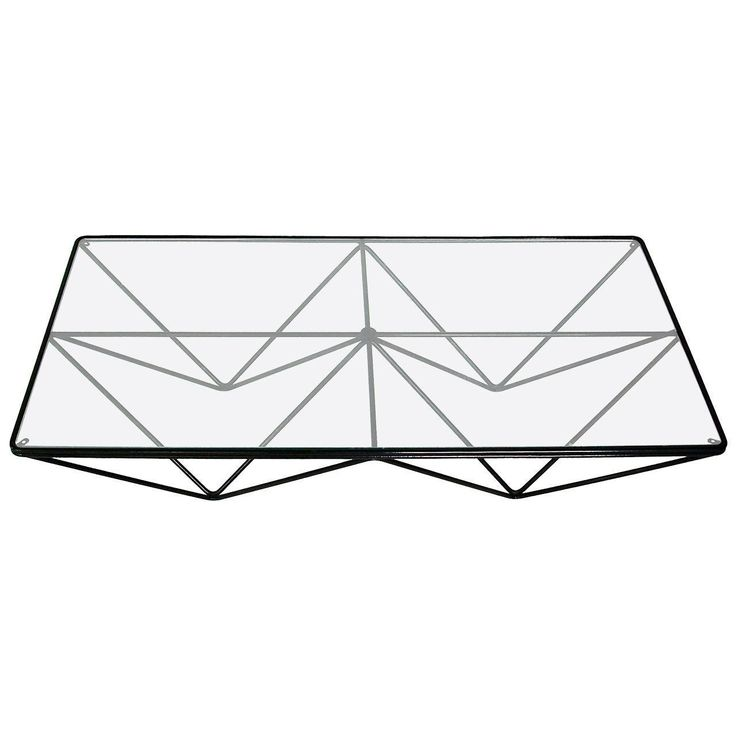 Alanda Table Designed by Paolo Piva for B&B Italia, circa 1980