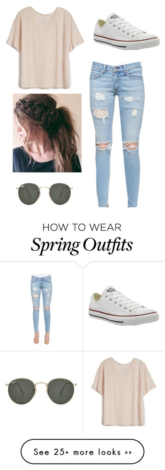 Spring outfit  by jessie-taylor-i on Polyvore: