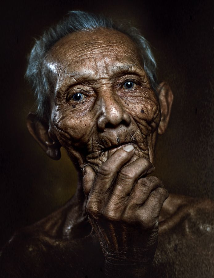 When the Age of 100 Years by Abe Less