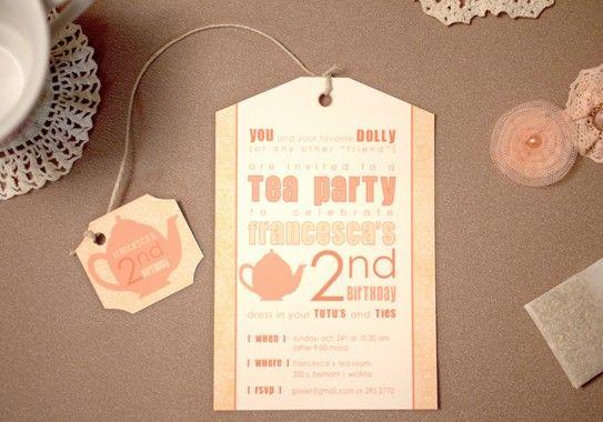 invitation idea
