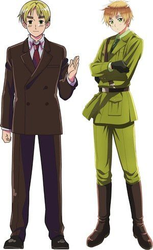 Look at this Britt! One does not simply get that sexy in 5 seasons but everyone on Hetalia managed it.