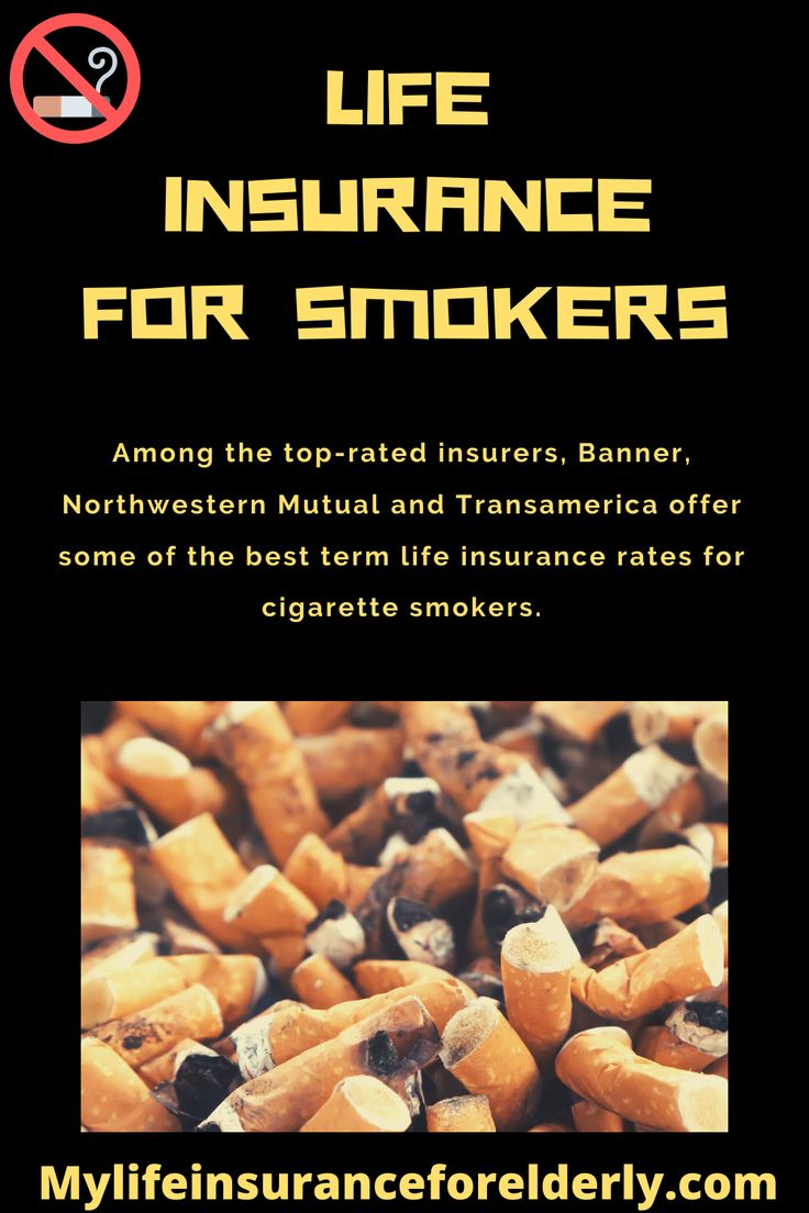 Life insurance for smokers saving life tips in 2020 best