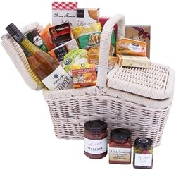 Picnic In The Park Gourmet Gift Basket