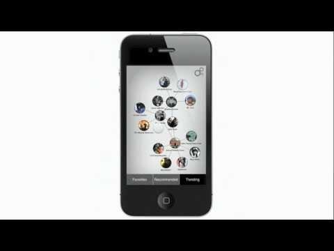 Discovr Music for iOS - Screencast