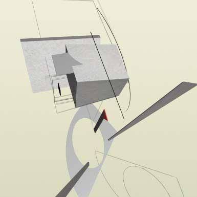 El Lissitzky - Proun, 1919-23