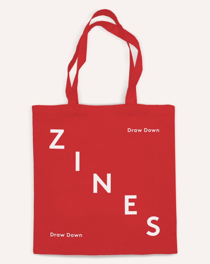 Image of Zines Tote Bag