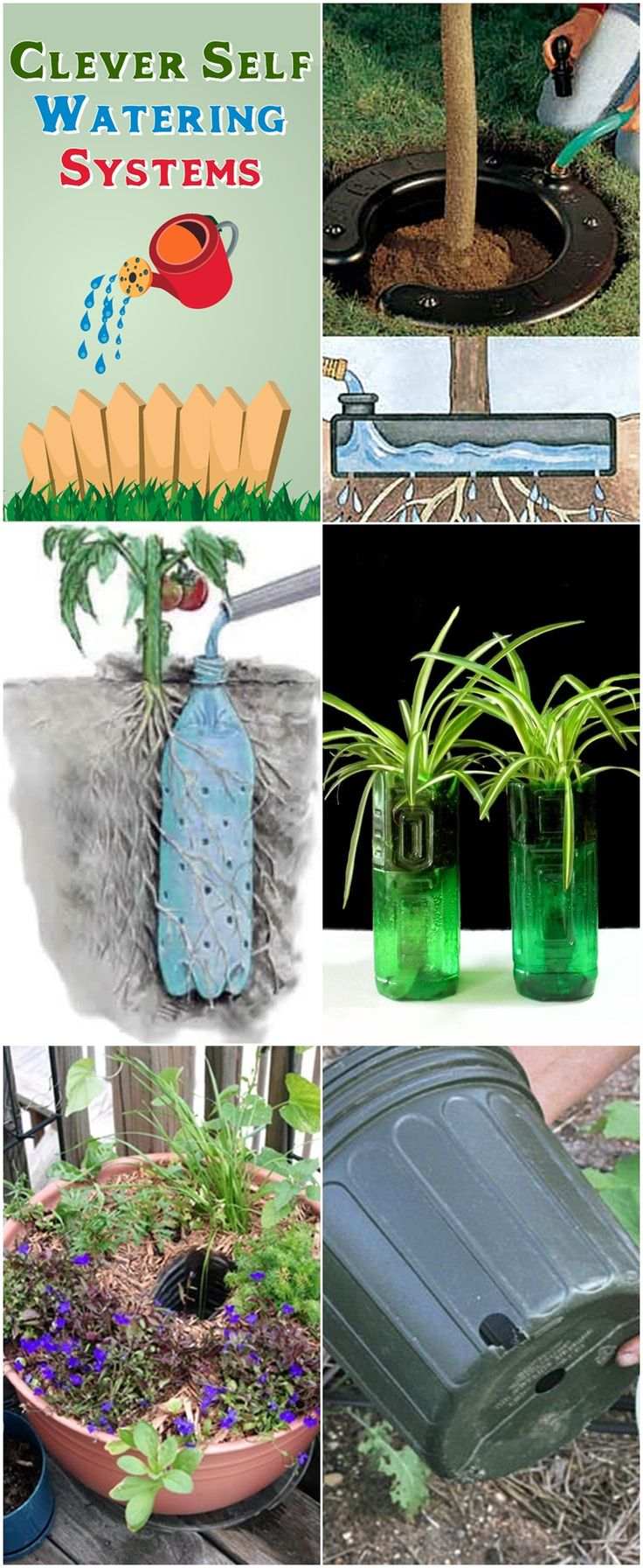The big list of self watering planters for stylish gardening anywhere - The Big List Of Self Watering Planters For Stylish Gardening Anywhere 25