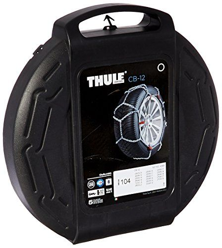Thule 12mm CB12 Passenger Car Snow Chain, Size 104 (Sold in pairs) - http://www.caraccessoriesonlinemarket.com/thule-12mm-cb12-passenger-car-snow-chain-size-104-sold-in-pairs/  #12Mm, #CB12, #Chain, #Pairs, #Passenger, #Size, #Snow, #Sold, #Thule #Fall-Winter-Driving, #Snow-Chains, #Snow-Chains, #Tires-Wheels