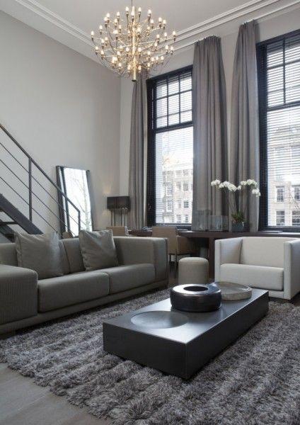 25 beste idee n over hoge plafonds op pinterest gewelfd plafond keuken balken plafonds en - Decoreren van een professioneel kantoor ...