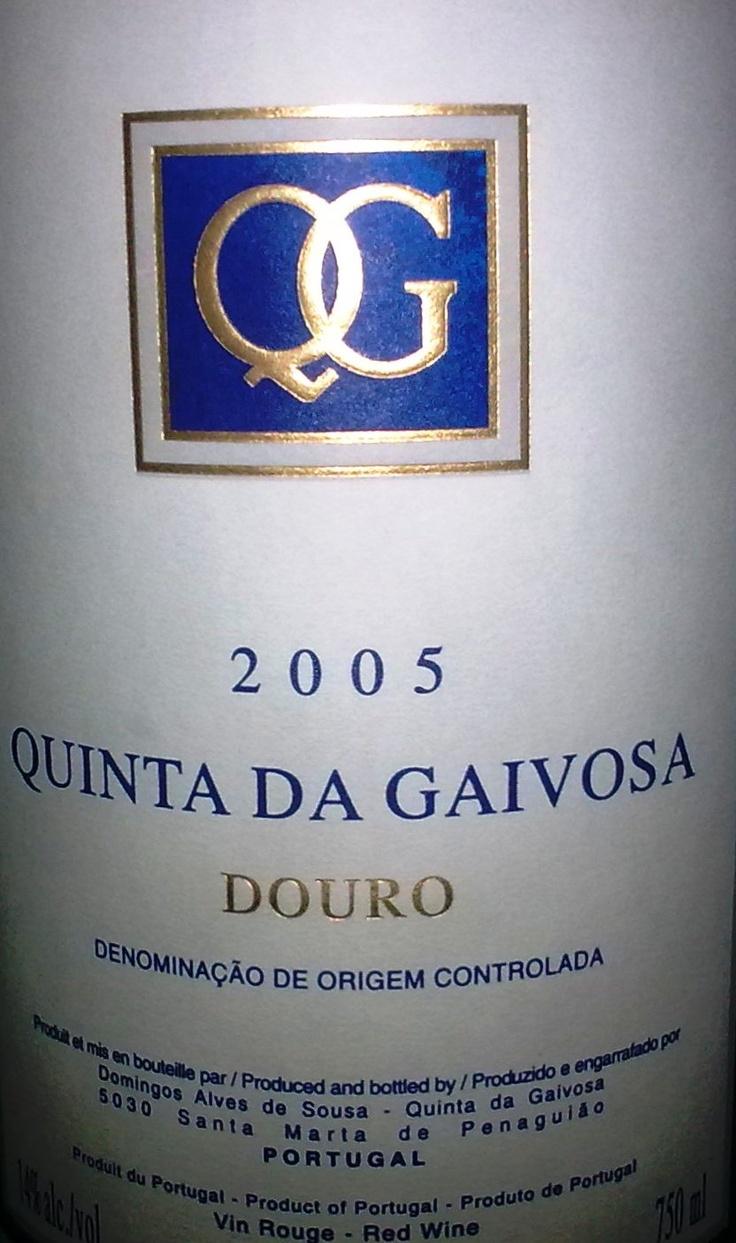 Quinta da Gaivosa, Abandonado 2005 Douro