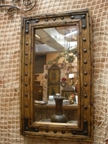 Find this Pin and more on Rustic Bathroom Mirrors. 55 best Rustic Bathroom Mirrors images on Pinterest