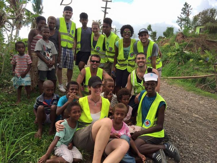 IVI volunteers were some of the first respondants to the cyclone winston disaster relief clean-up.   We received overwhelming enquiries from concerned Australians willing to drop everything and head to Fiji to assist in the clean-up efforts.   We had the priviledge to meet many amazing people.