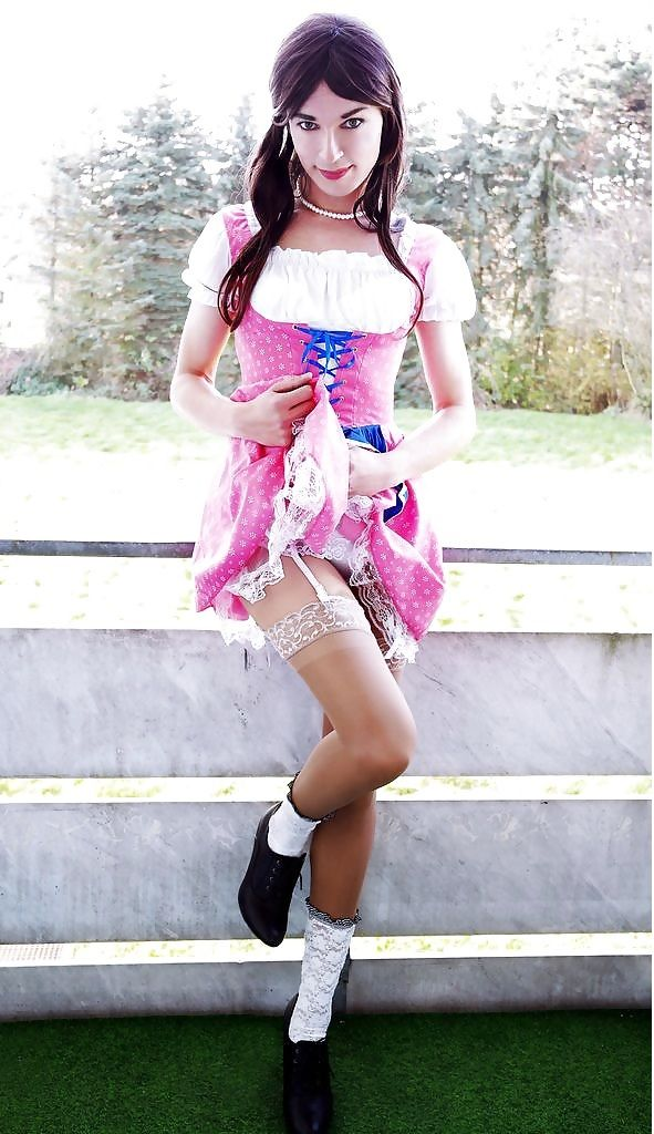 The 1005 best images about If only I could be a sissy on