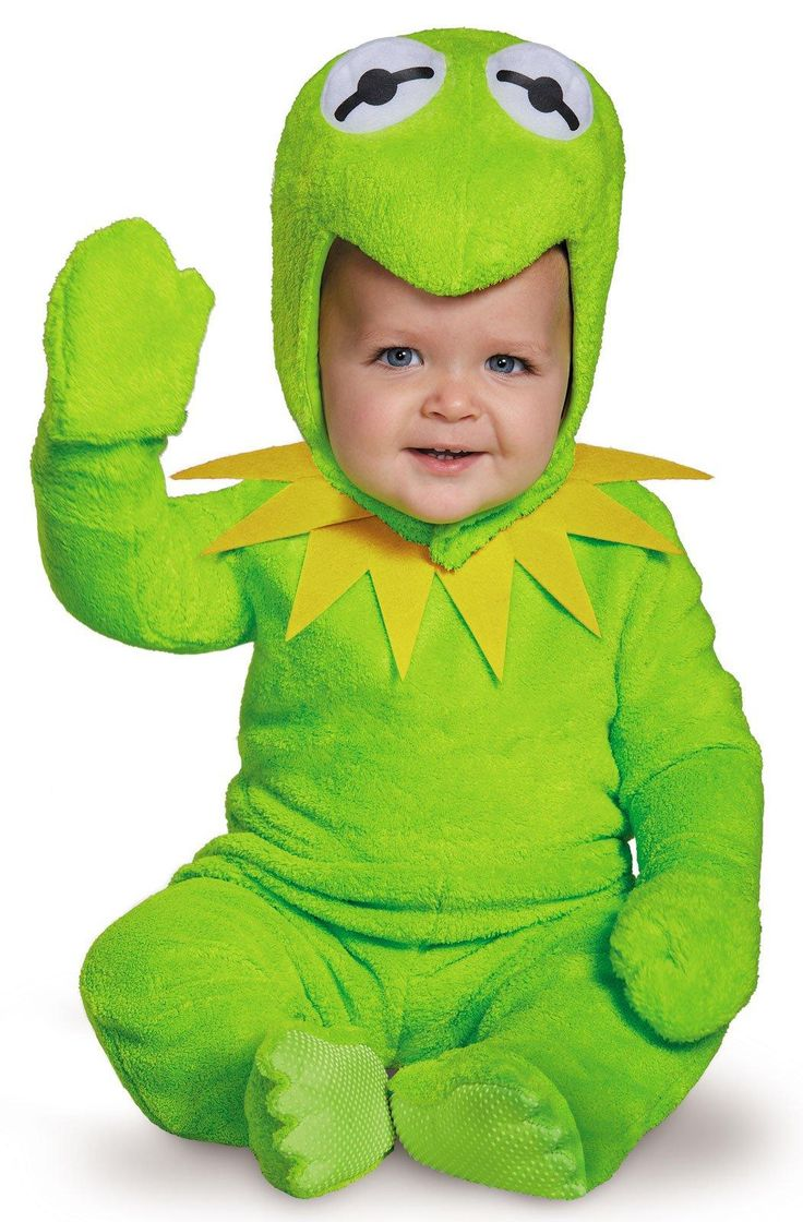 Kermit Costume For Toddlers from Buycostumes.com