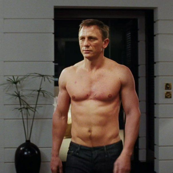 Workout like James Bond star Daniel Craig