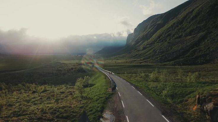Fara Cycling - Lofoten #HattvikaLodge