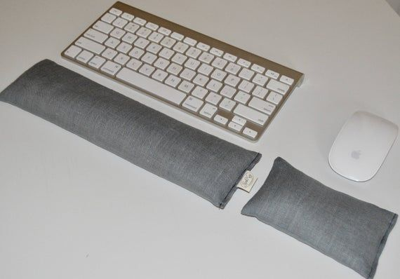 12 Inch Computer Keyboard Wrist Rest Optional Mouse Wrist Etsy In 2020 Keyboard Wrist Rest Wrist Support Computer Keyboard