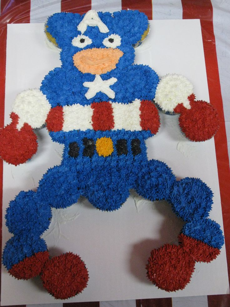 235 Best Images About Cupcake Cakes On Pinterest Pull