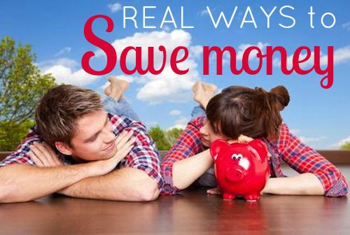 Daily Mom » Real Ways To Save Money - great list that goes beyond brewing your own coffee! #save #budget #money #dailymom