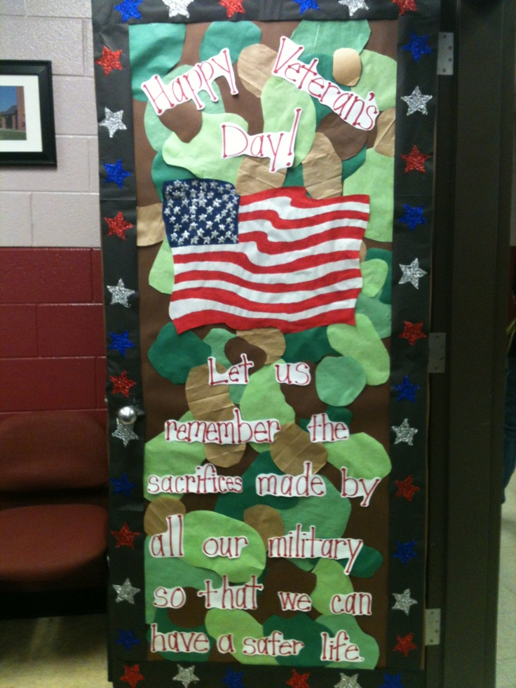 Classroom Ideas For Veterans Day : Best images about classroom decorating ideas on
